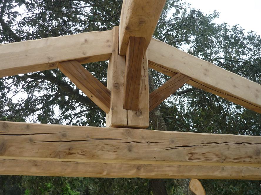 Charpente bois gard obtenez des id es de for Bois flotte gard
